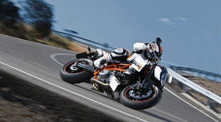 KTM 990 Super Duke R for 2012