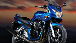 Suzuki Bandit 650S 2012 announced