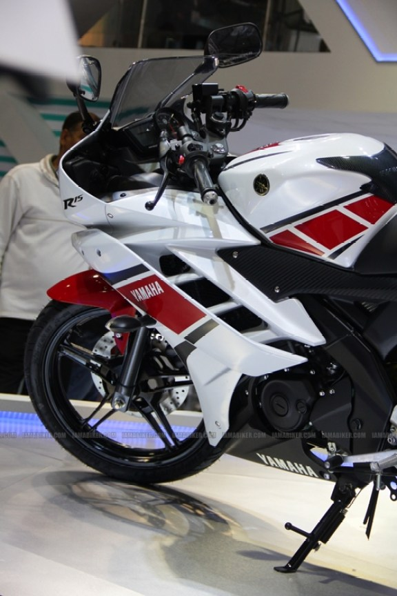 R15 50th Anniversary edition