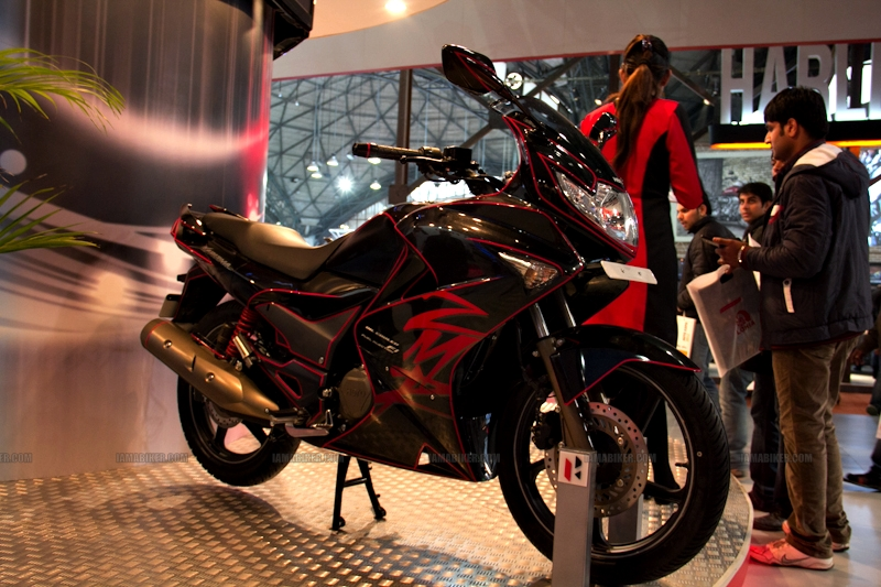 Hero Motocorp Auto Expo 2012 India 20