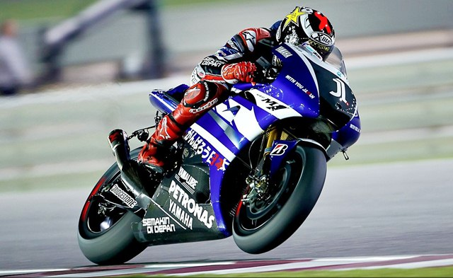 Jorge Lorenzo gets a driving license