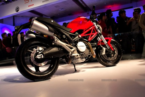 Monster 795 Ducati Auto Expo 2012 India 14