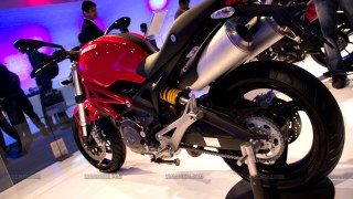 Monster 795 Ducati Auto Expo 2012 India 19