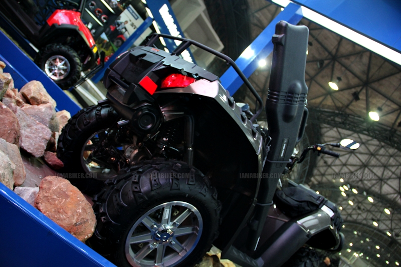 Polaris Auto Expo 2012 India 51