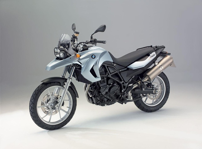 BMW F650 GS India