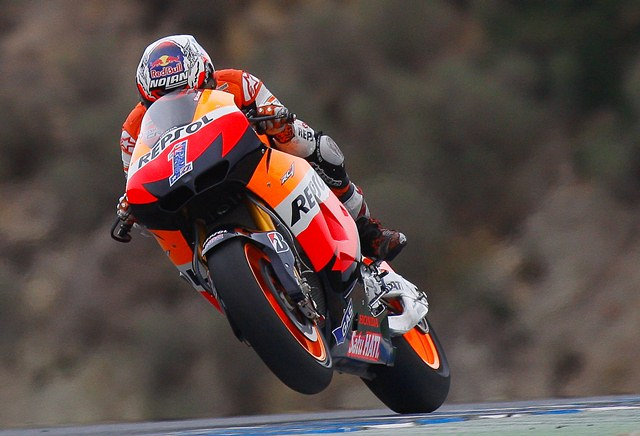 MotoGP 2012 - Jerez official test third day report