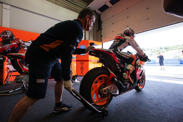 Repsol riders ready for Qatar challenge