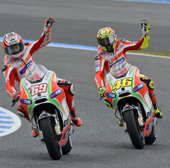 MotoGP 2012 Estoril Ducati