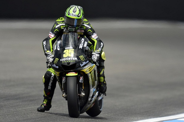 MotoGP 2012 Le Mans Tech3 Yamaha qualifying report