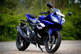 Yamaha R15 India Design Mark Awards