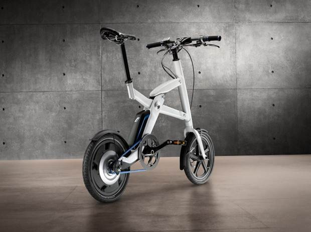 BMW i Pedelec bicycle concept