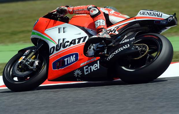 MotoGP Catalunya Ducati qualifying report