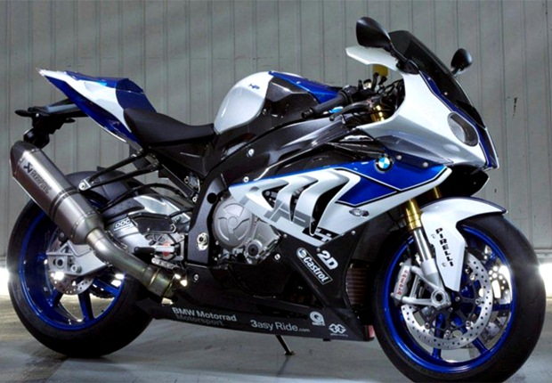 BMW S1000RR HP4 on the cards this year
