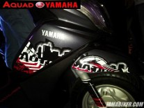 Yamaha Ray scooter launch photographs