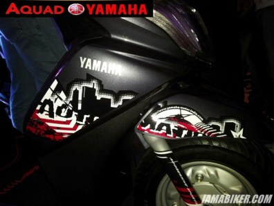 yamaha ray cost india