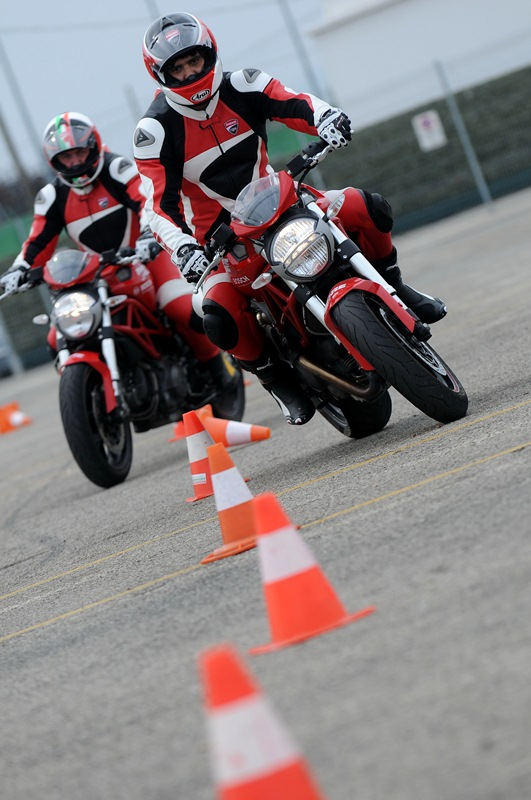 Ducati Riding Experience 2013 - 02