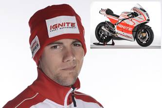 Ducati announces Ben Spies and the Pramac Racing Team