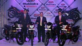 Mahindra Pantero and Centuro unveiled