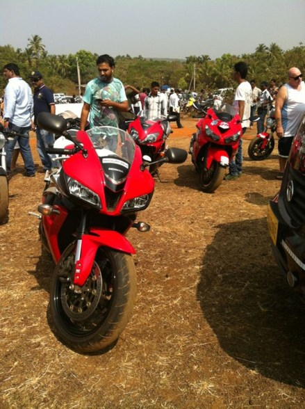 India Bike Week Photographs - 14