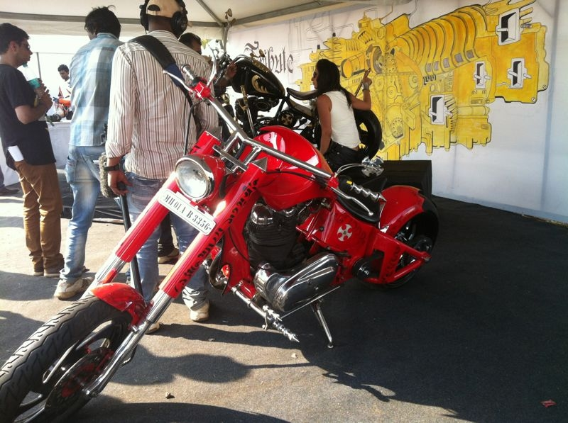 India Bike Week Photographs - 50