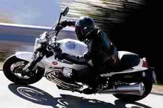 Moto Guzzi Griso 1200 8V India bookings