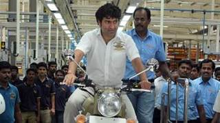 royal enfield new factory oragadam