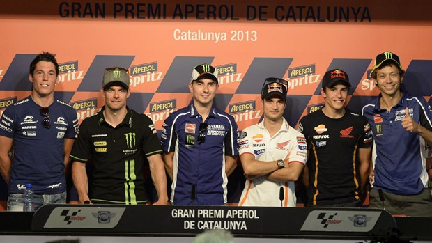 MotoGP Catalunya 2013 free practise report with rider quotes
