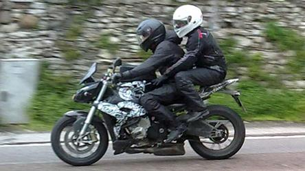 streetfighter BMW S1000RR spotted again