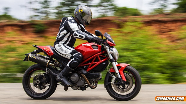 Ducati Monster 796 first ride India