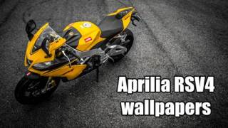 aprilia rsv4 hd wallpapers download