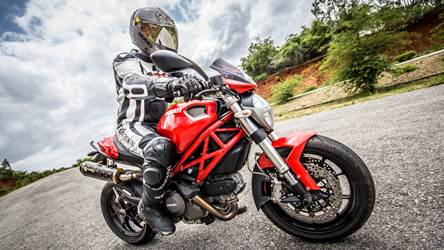 ducati monster 796 india first ride review