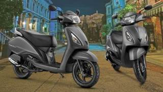 new tvs scooter - jupiter launched