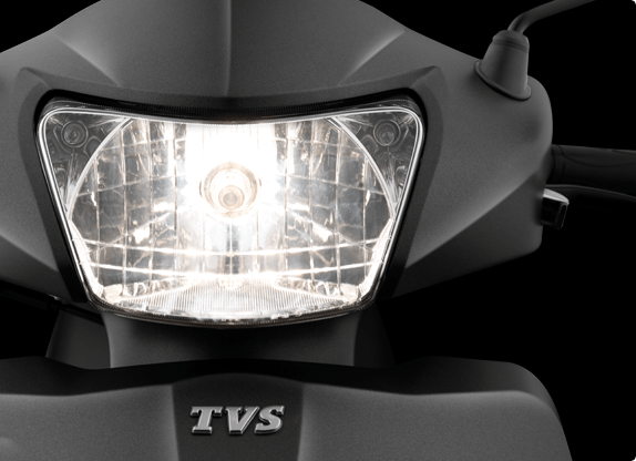 tvs jupiter head-light