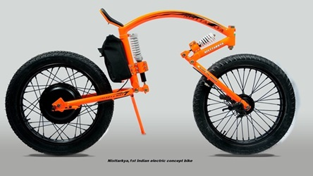 Nisttarkya - concept e-bike featured