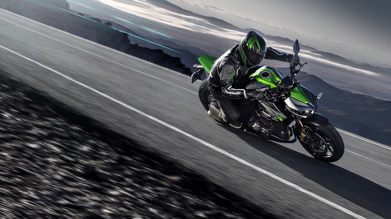 Kawasaki Z1000 wallpapers - 12