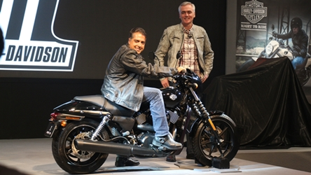 harley davidson street 750 india price announced