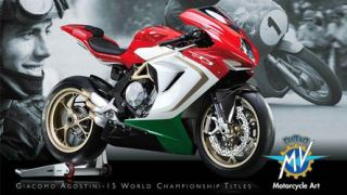 mv agusta f3 800 ago limited edition