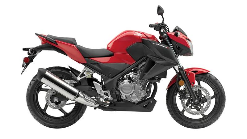 new Honda CB300F all details