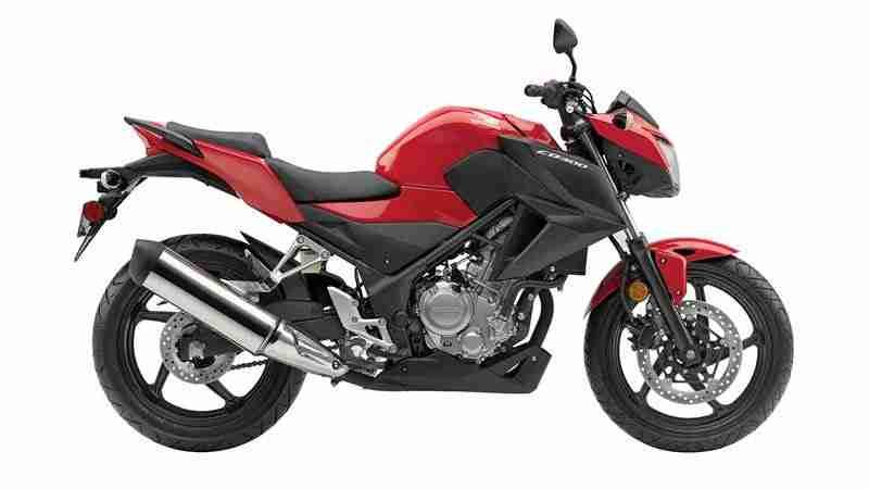 new Honda CB300F all details