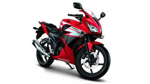 New 2015 Honda CBR150R unveiled
