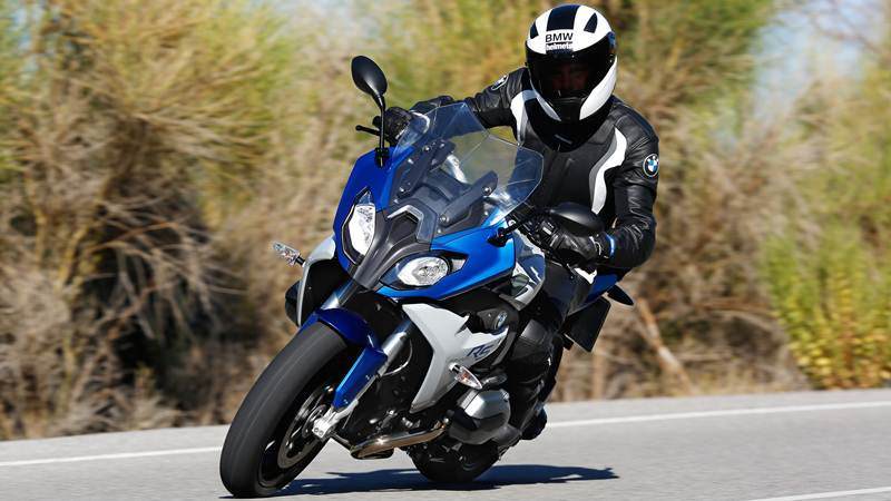 New BMW R1200 RS featured