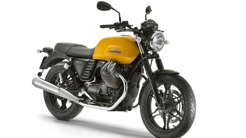 New Moto Guzzi V7 II featured