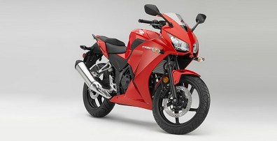 new honda cbr300r colour red