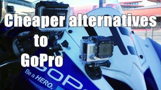 Cheaper GoPro alternative