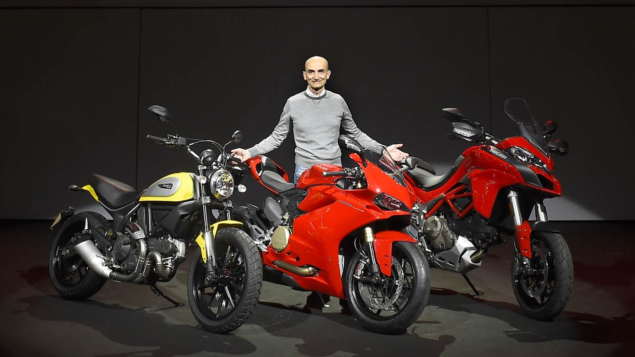 Ducati scooter possible - CEO Claudio Domenicali