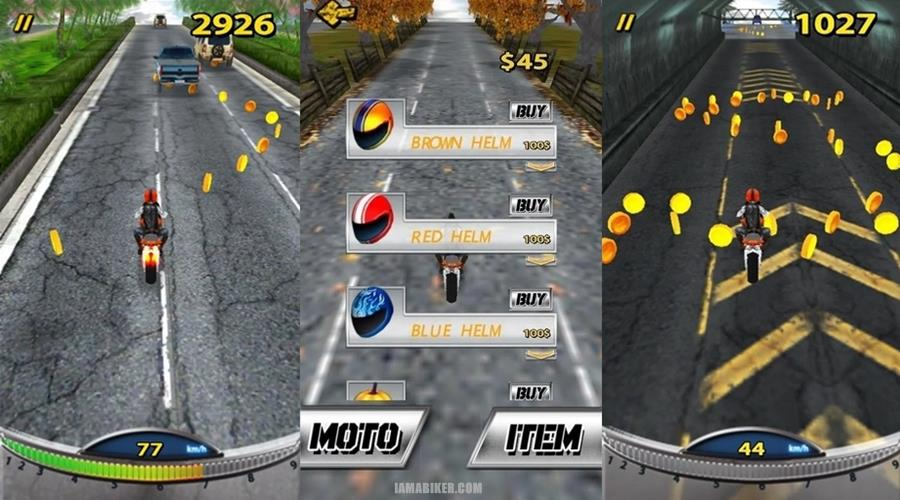 SpeedMoto - best top android motorcycle bike race game