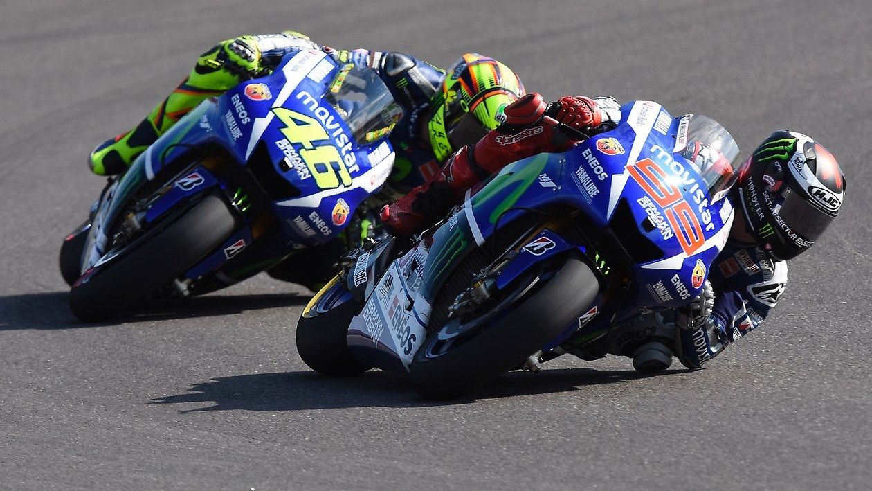 Movistar Yamaha HD wallpaper