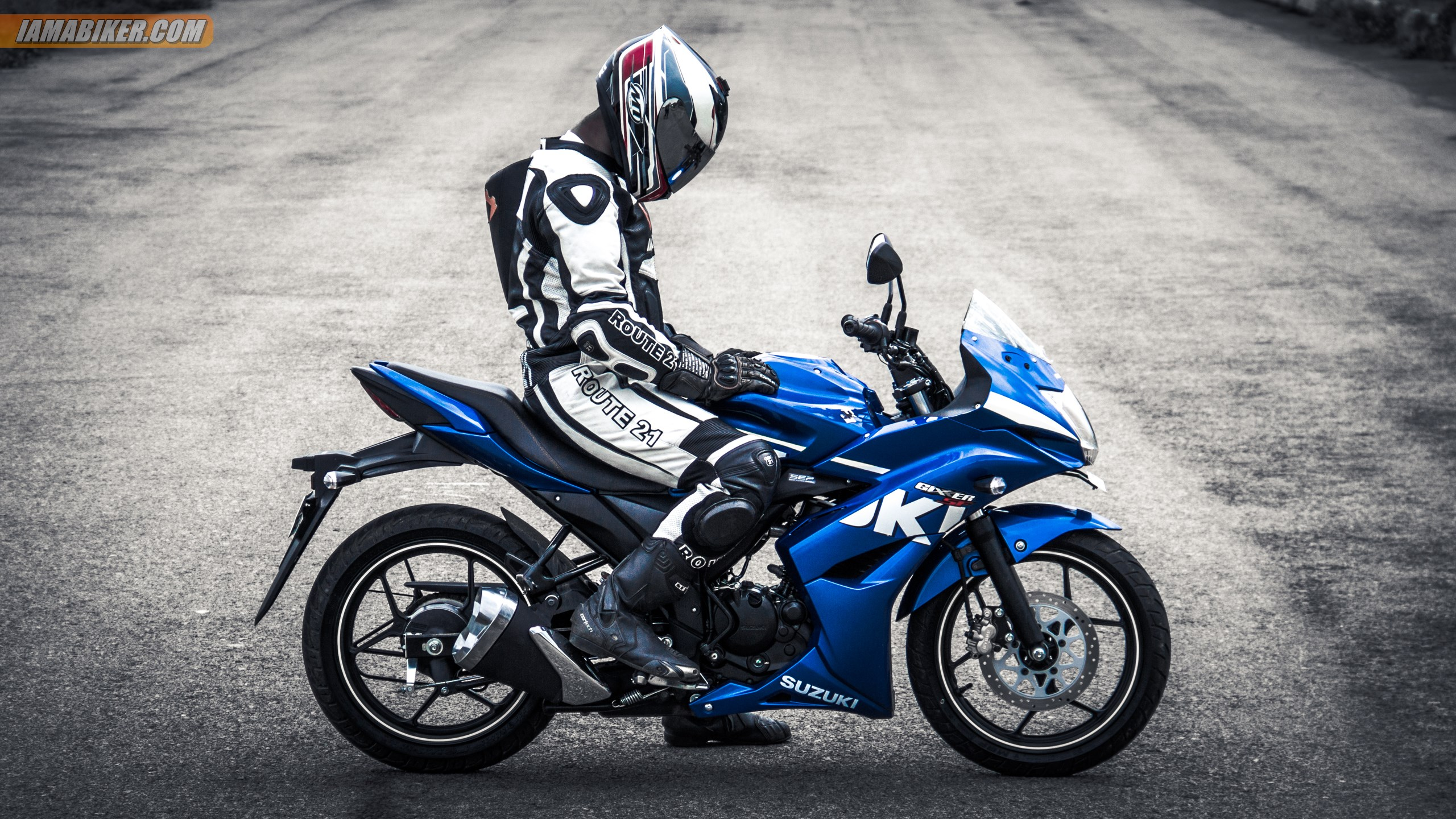 Suzuki Gixxer SF review