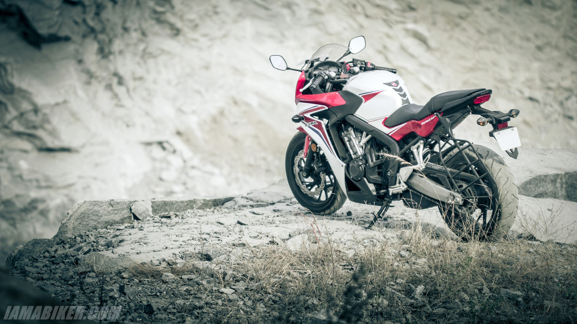 Honda CBR650F HD wallpapers | IAMABIKER