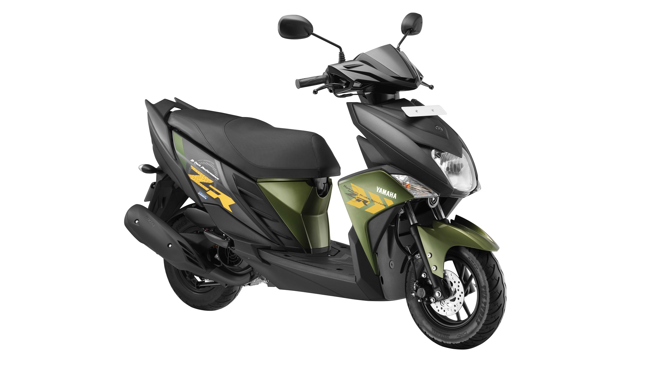 Yamaha Ray ZR scooter